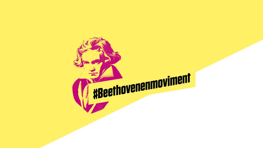 Imatge Beethoven en moviment