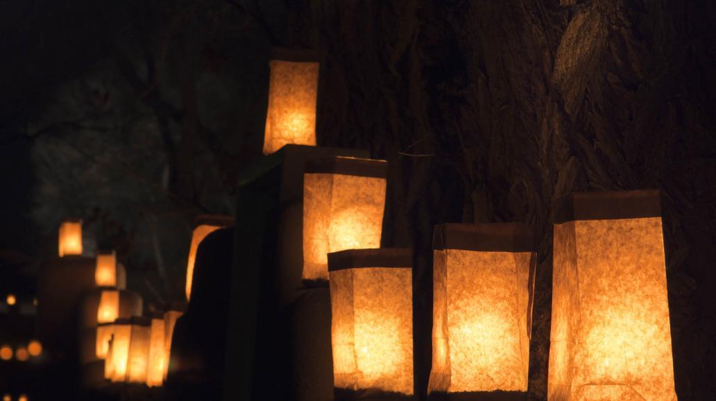 Imatge espelmes