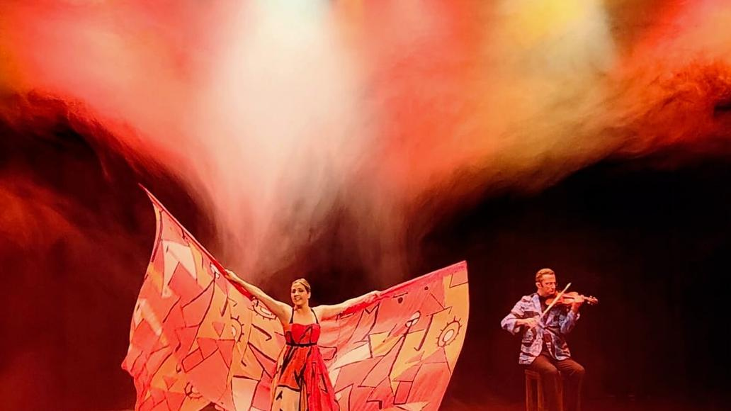 Addaura Teatre Visual & Surrealismus Band