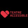 Logo teatre accessible