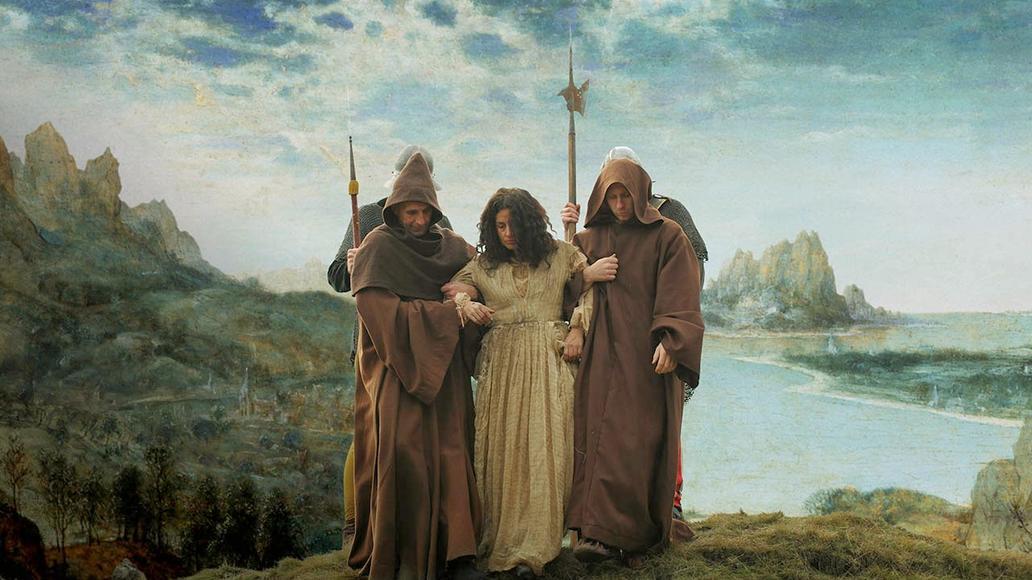 El molí i la creu