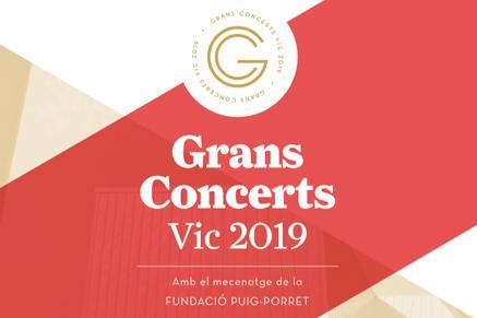 Abonament Grans Concerts