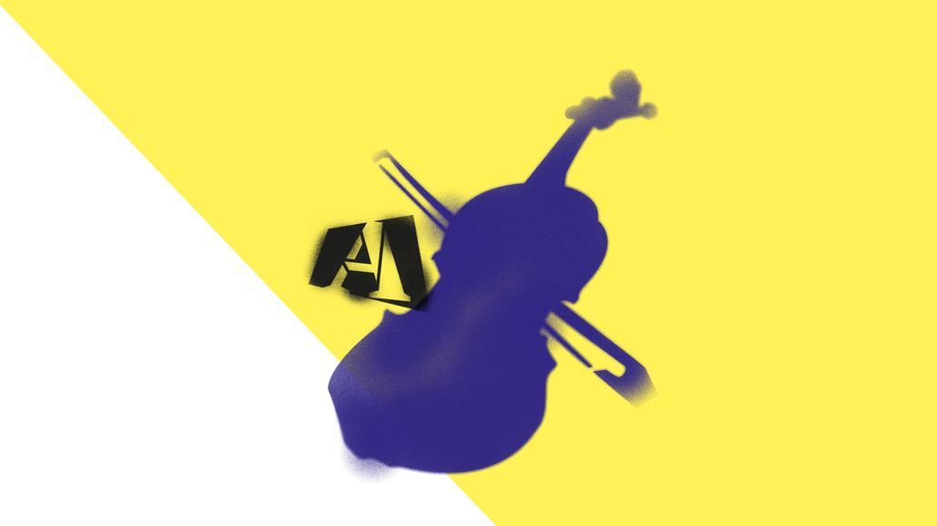 Imatge violí