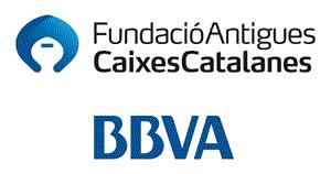 Logos Fundació i BBVA