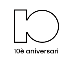Logotip 10è aniversari