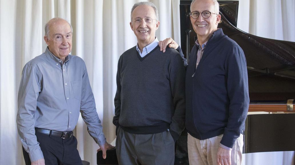 Trio barcelona