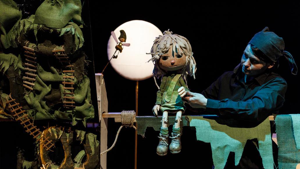 Adéu Peter Pan, de Festuc Teatre