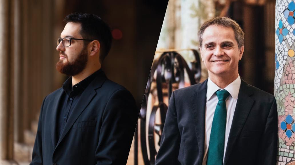 Ferran Albrich i Josep Surinyac