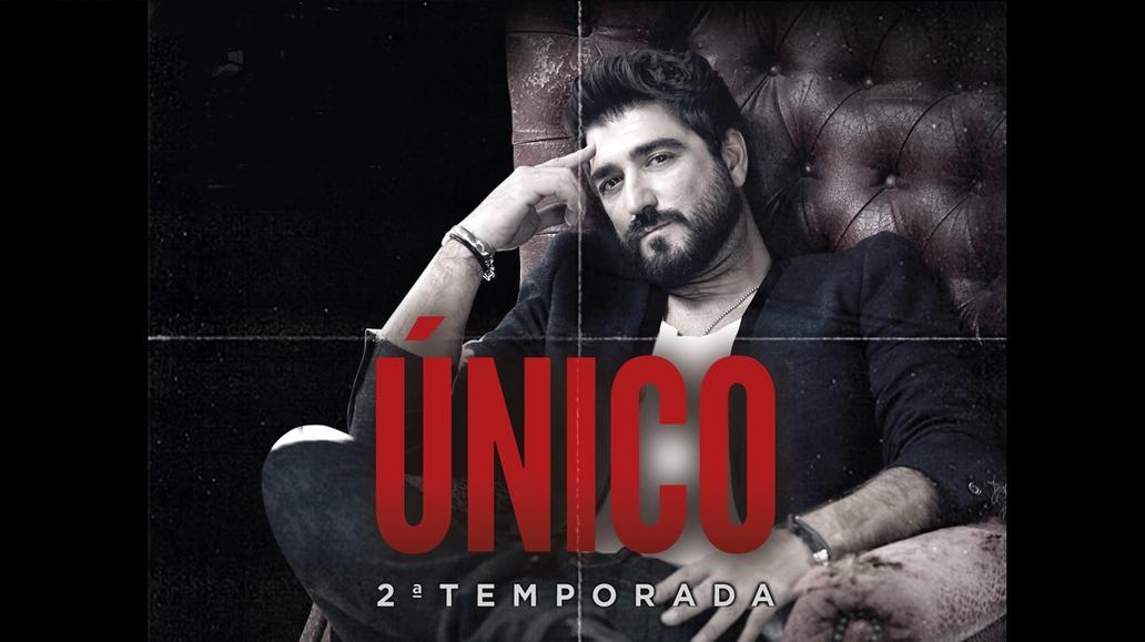 Antonio Orozco presenta Único